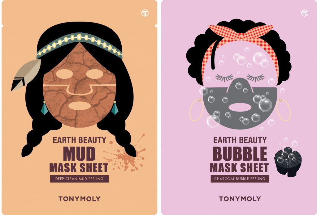 TonyMoly_EARTH BEAUTY