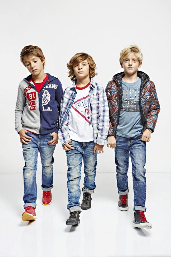 sports shoes 27c42 13d7a GUESS KIDS COLLEZIONE AUTUNNO/INVERNO 1819 – CTM magazine